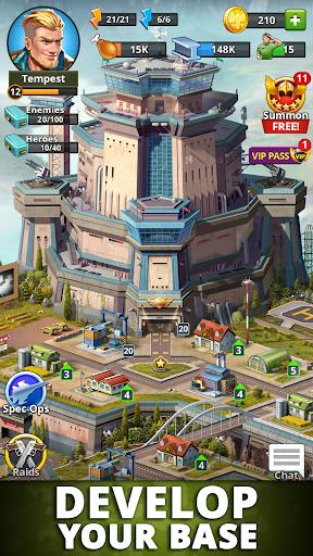 Puzzle Combat: Match-3 RPG 25.0.0 screenshots 7