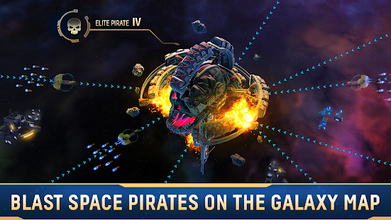 Stellar Age: MMO Strategy screenshots 14
