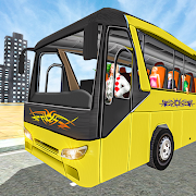 Coach Bus Simulator Ultimate 3D: Bus Driving Games