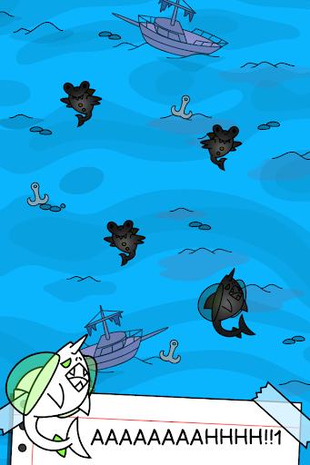 Shark Evolution - Fierce Shark Making Clicker screenshots 3
