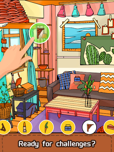 Find It - Find Out Hidden Object Games apkpoly screenshots 13