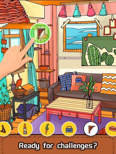 Find It - Find Out Hidden Object Games apkslow screenshots 13
