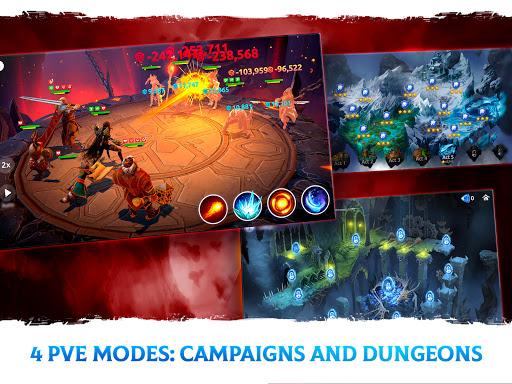 Age of Magic: Turn-Based Magic RPG & Strategy Game  screenshots 12