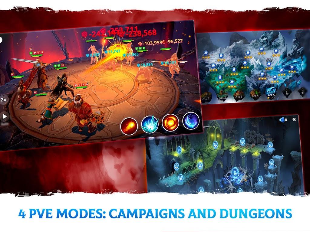 Age of Magic: Turn-Based Magic RPG & Strategy Game  poster 11