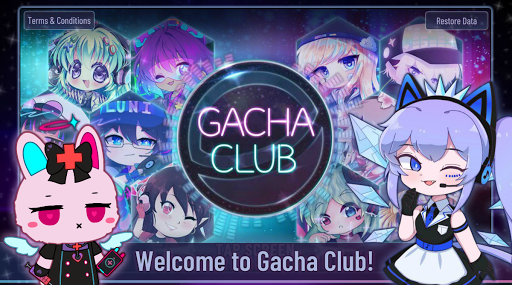 Gacha Club 1.1.0 screenshots 1