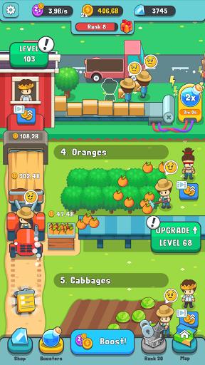 Juice Farm u2013 Idle Harvest 2.2.1 screenshots 18
