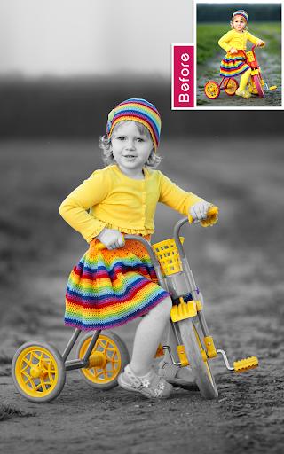Color Splash Photo screenshot 8