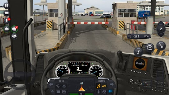 Truck Simulator Ultimate Mod Apk 2
