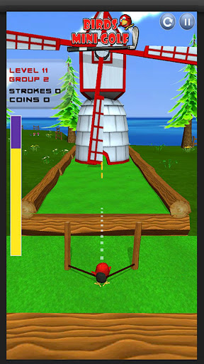 Bird Mini Golf - Freestyle Fun modavailable screenshots 16