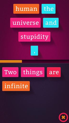 Learn English Sentence Master 1.9 Screenshots 2