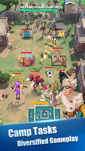 Mow Zombies Mod Apk 1.6.17 (Free Shopping) 5