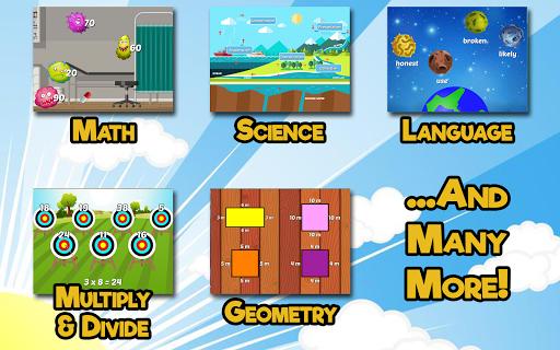Third Grade Learning Games screenshots 2