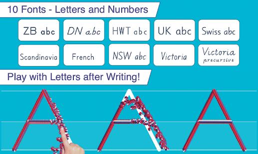 Writing Wizard - Kids Learn Letters