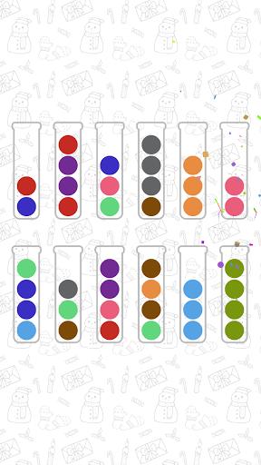 Ball Sort Puzzle - Color Sorting Game  Screenshots 1