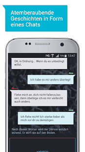 Catch — Chat Geschichten Screenshot