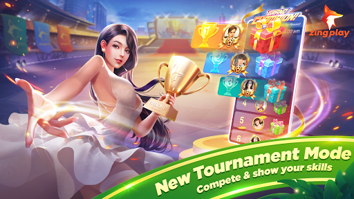Pusoy ZingPlay - Chinese poker 13 card game online 2.8 screenshots 1