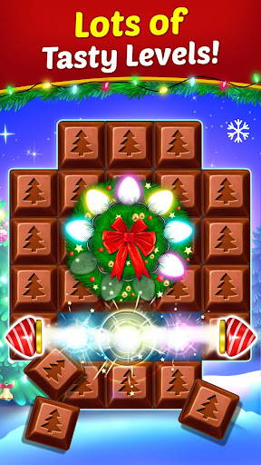 Christmas Cookie - Santa Claus's Match 3 Adventure 3.1.6 screenshots 3
