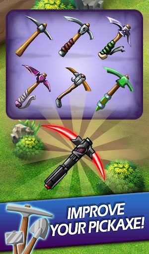 Clicker Mine Idle Adventure apkslow screenshots 15