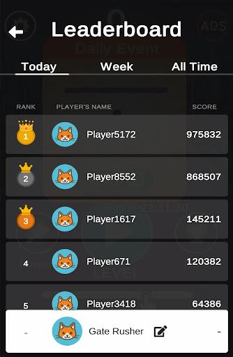 Gate Rusher: Addicting Endless Maze Runner Games 2.2.4 screenshots 12