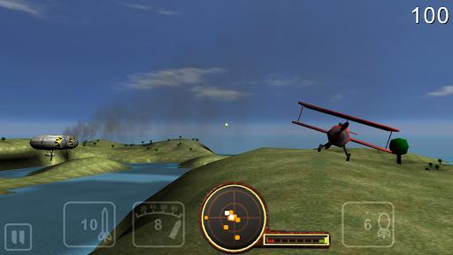 Balloon Gunner - Steampunk Airship Shooter  screenshots 3