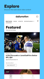Dailymotion Apk Download – Dailymotion Apk For Android – NEW 2021 1