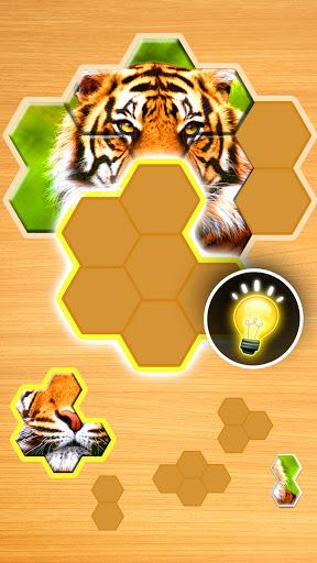 Jigsaw Puzzles Hexa ud83eudde9ud83dudd25ud83cudfaf 2.2.7 screenshots 3