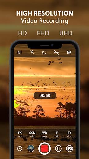 ProCam X ( HD Camera Pro ) 1.22 Screenshots 2