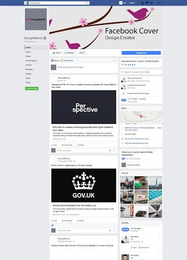 Social Media Cover Maker 2.0 Screenshots 6