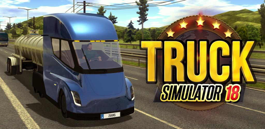 Truck Simulator 2018 : Europe poster 0