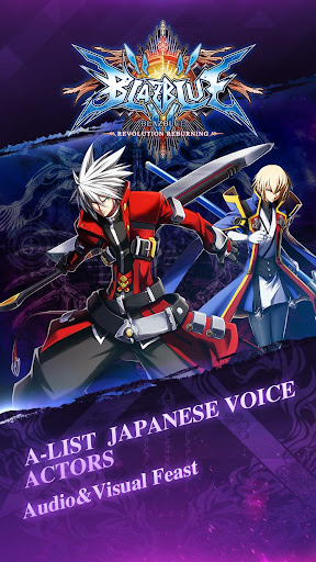 BlazBlue RR - Real Action Game 1.33 Pc-softi 6