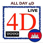 All Day 4D MYSG & Cambodia 4D
