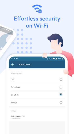 NordVPN u2013 fast VPN app for privacy & security 5.1.3 Screenshots 5
