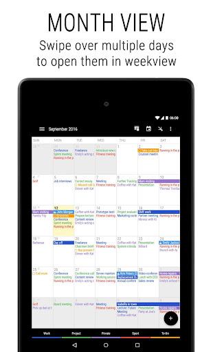 Business Calendar 2 - Agenda, Planner & Widgets 2.41.4 Screenshots 17