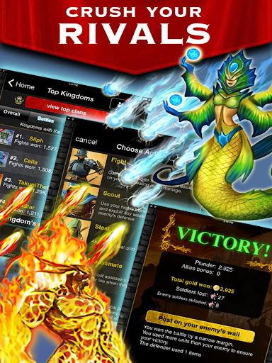 Kingdoms at War: Hardcore PVP 4.41 screenshots 8