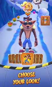 Crash Bandicoot: On the Run! (MOD, Unlimited Money) For Android 4