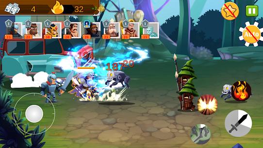 Chaotic War 3: Legendary Army Mod Apk 3.3.6 (Unlimited Gold/Diamonds) 5