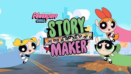 powerpuff girls story maker hack