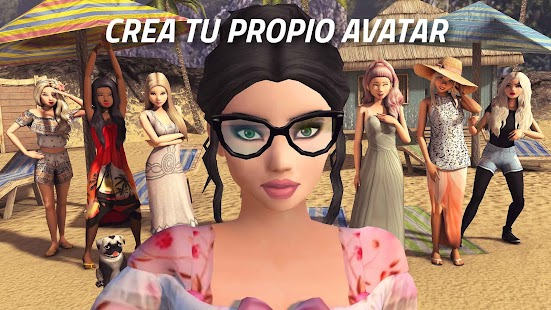 Avakin Life - Mundo virtual 3D Screenshot