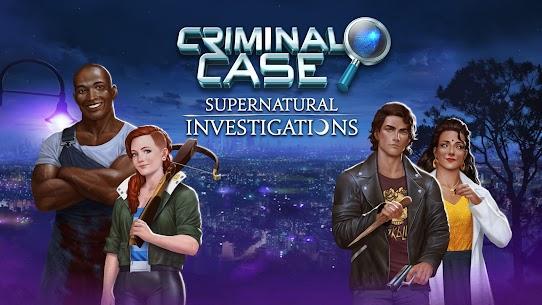 Criminal Case Supernatural Investigations v2.38.2 MOD (Money/Star) APK 1