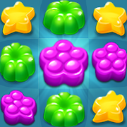 Gummy Jam - Drop & Match 3 Story Yummy Land Puzzle