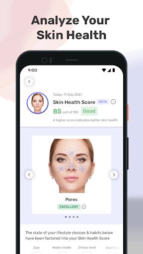 TroveSkin 2.0 Skincare Tracker Apkfinish screenshots 1