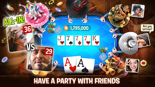 Governor of Poker 3 - Texas Holdem With Friends 7.3.0 Screenshots 3