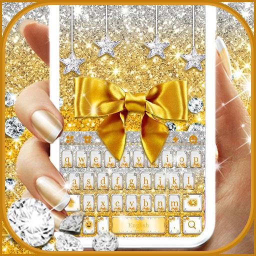 Golden Bow Toetsenbord Thema