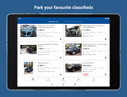 Car.gr: Automobile and parts market in Greece 2.10.2 Screenshots 12