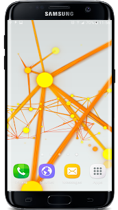 Abstract Particles Wallpaper APK 3
