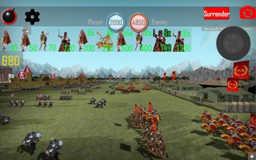 Roman Empire: Macedonian & Greek Wars screenshots 7