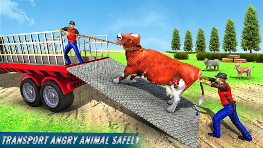 Farm Animal Transport Truck Simulator Driver 2020 2.7 Screenshots 2