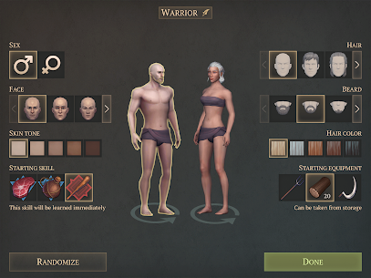 Grim Soul: Dark Fantasy Survival MOD APK 3.2.2 (Unlocked VIP, Free Crafting) 12