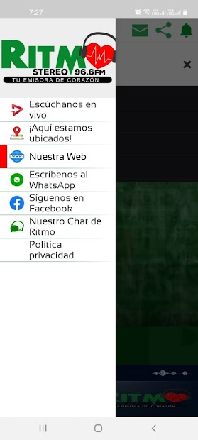 Ritmo Stereo screenshot 4