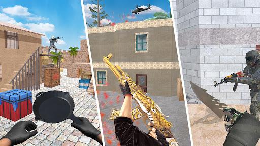Gun Shooting Games: fps shooting commando strike  screenshots 5